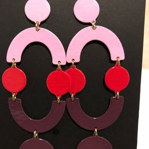 J Crew NWT Circlet Earrings